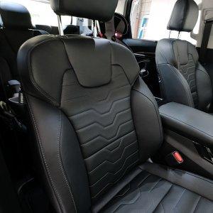 The Kia Telluride With Black Nappa Leather Interior Kia Telluride Forum