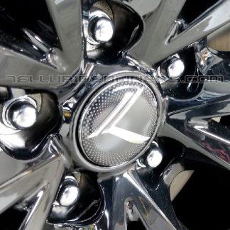 vintage k wheel cap overlay for kia telluride