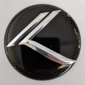 vintage k wheel center caps for the kia telluride