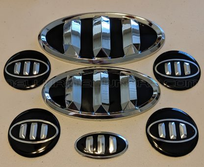 tauro badges for kia telluride