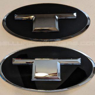 telluride t badge emblem